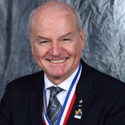 Dr Richard Sawers AM